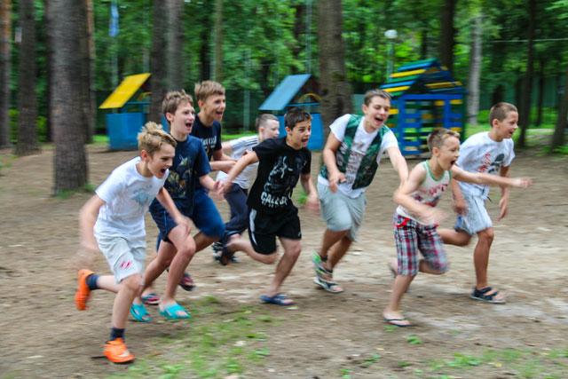 AIKIDOCAMP 2015 - детская школа айкидо Малышев додзе детский лагерь
