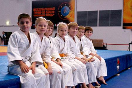 Детская школа Айкидо Малышев Додзё