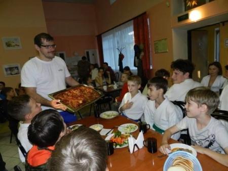AIKIDOCAMP 2016 - детская школа айкидо Малышев додзе детский лагерь