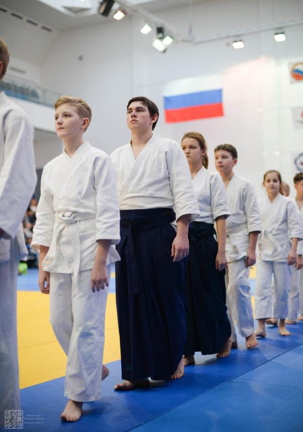 VII Открытый  детский Фестиваль Айкидо Москва 2016