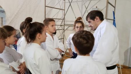 8 открытый Фестиваль Айкидо Айкикай Московской области в г.Пушкино